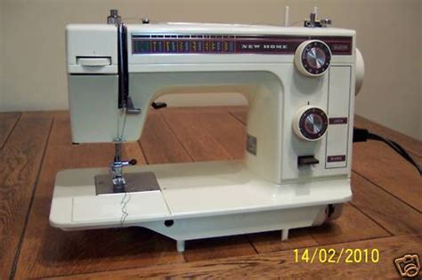 janome new home model 361 sewing machine