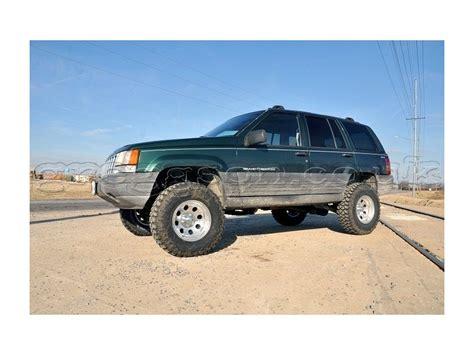 lifted jeep nitro jeep grand cherokee zj 3 5 quot nitro lift kit pro suspension