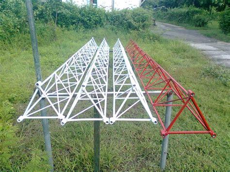 Tower Treangle Tower Triangle jasa antena menara tiang dan tower banyuwangi