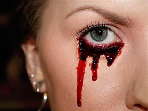scary  unique halloween makeup ideas