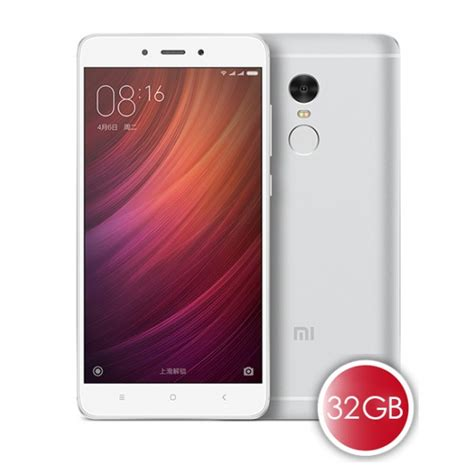 buy xiaomi redmi note 4 3gb ram 32gb rom silver redmi