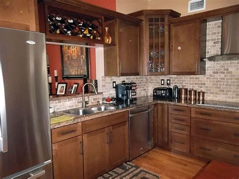 mid continent cabinetry finishes