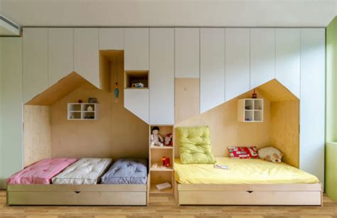 Handmade Childrens Beds - shoebox dwelling finding comfort style and dignity in
