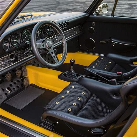 porsche 911 singer interior image result for porsche singer interior cars
