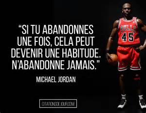 le n und l citation de michael sur l esprit sportif