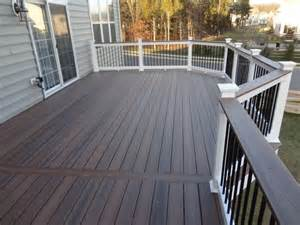 How To Restain Wood Banister Brown Deck Stain With Grey House Recherche Google Deck