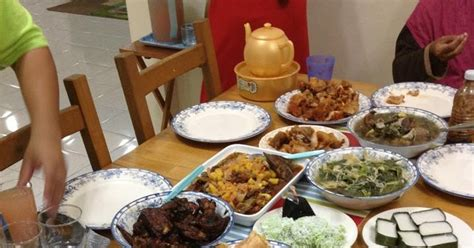 resepi nennie khuzaifah buka puasa bersama famili