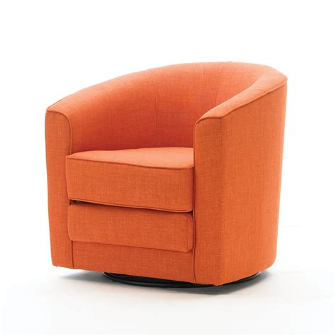 Small leather swivel chair modern chairs quality interior 2017