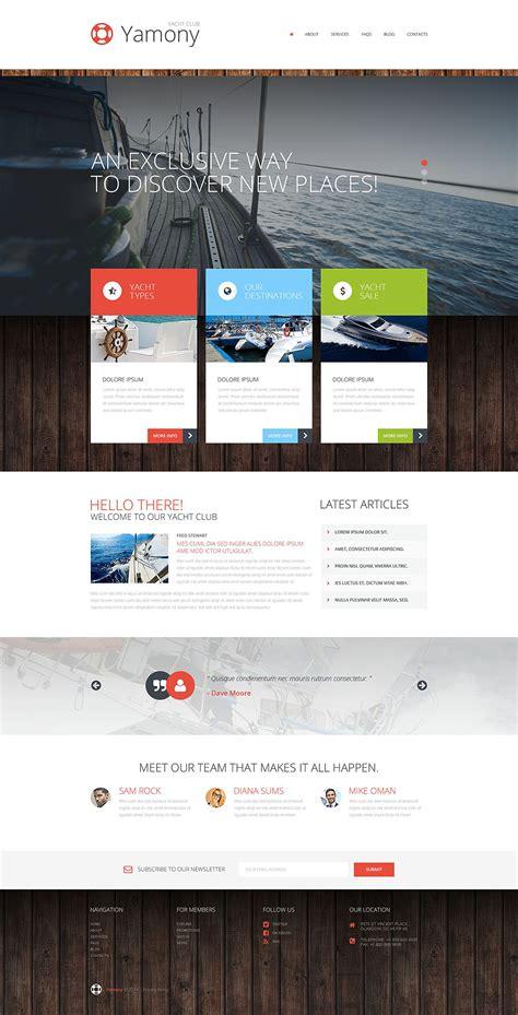 wordpress layout wijzigen boating wordpress theme 52270