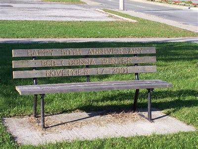 memorial benches canada riverside memorial bench windsor ontario dedicated