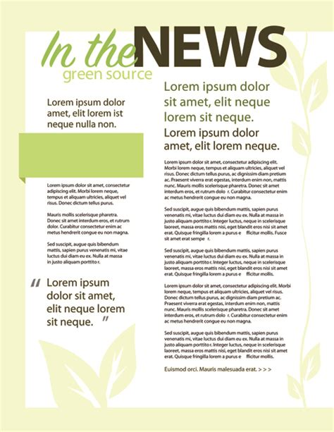 page layout design free download news page layout design vector 02 vector business free