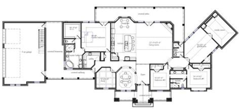 texas ranch house floor plans texas house plans 3750 farm house pinterest