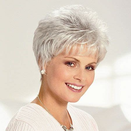 salt and pepper wigs for mature women short wigs for women patients wigs chemo wigs gray