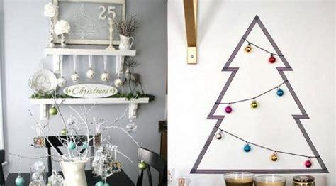 trik membuat pohon natal trik ciptakan pohon natal tanpa pohon sungguhan