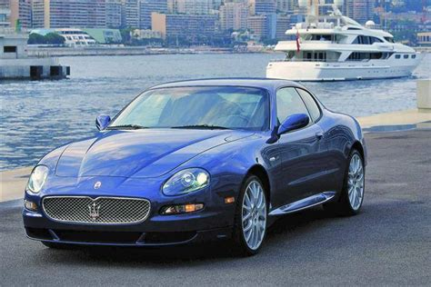 Maserati Used Car by Maserati Gransport 2004 2007 Used Car Review Review