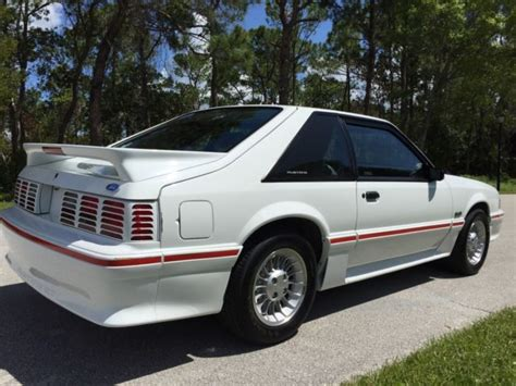 old car repair manuals 1989 ford mustang instrument cluster 1989 ford mustang gt 5 0 v8 manual 5 speed 13 170 original miles survivor classic ford mustang