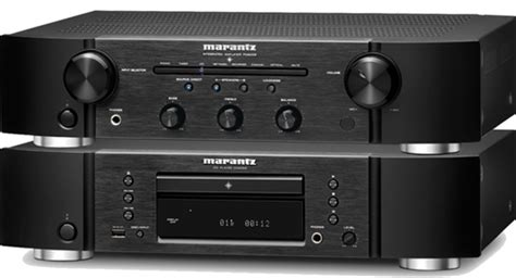 marantz announces pm integrated amplifier  cd