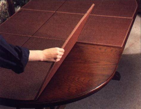 Table Pads For Your Dining Table Designwalls Com
