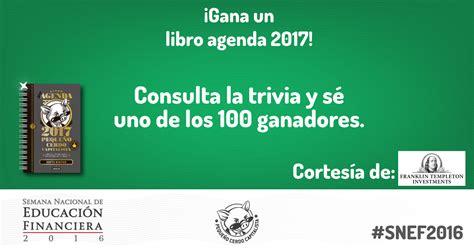 libro agenda amiti 2017 gana un libro agenda 2017 peque 241 o cerdo capitalista