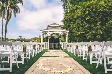 el camino club wedding venue oceanside ca el camino country club