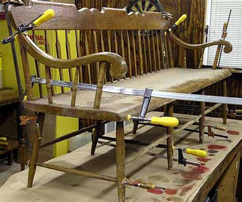 Chair Repair Shop by Furniture Technician Assess Recommend Provence Furniture