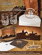 country style decor catalogs western wedding invitations outdoor wedding decorations