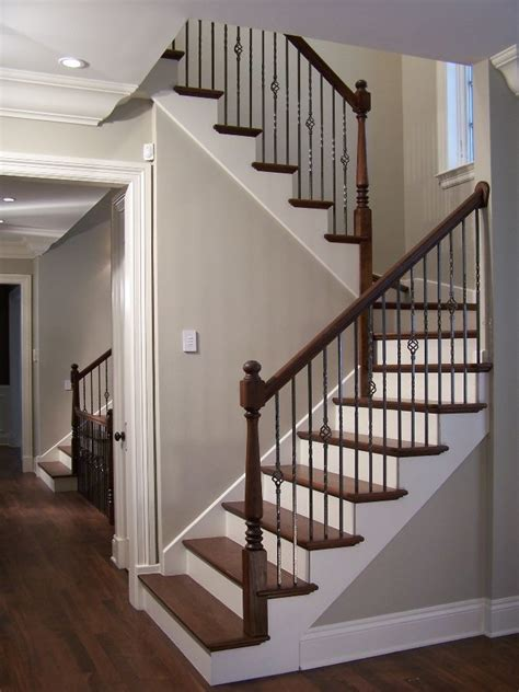 19 best staircases images on stairs stairways - U Shaped Stairs