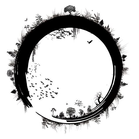 zen circle tattoo enso ecosystem ideas for tatoos photoshop