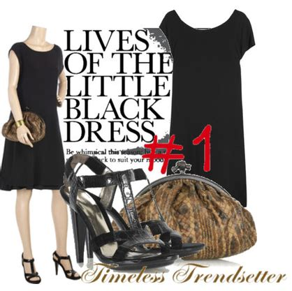Fashiontribes Daily 5 Min Podcast What Want Accessories Accessories Accessories Fashiontribes Fashion Podcast by 1 Black Dress 9 Different Looks Fashiontribes