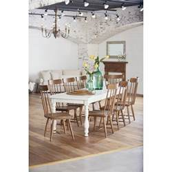 Farm Table Dining Room Set Magnolia Home By Joanna Gaines Farmhouse 9 Dining