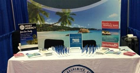 khm travel group booth  home based travel agent forum