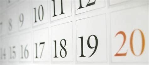 K Significa El Calendario 191 Por Qu 233 La Semana Tiene Siete D 237 As Taringa