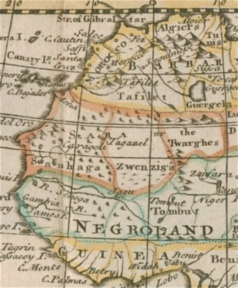africa map 1747 1747 africa map historic africa map