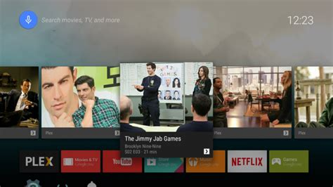 best tv app for android 10 best android tv apps android authority