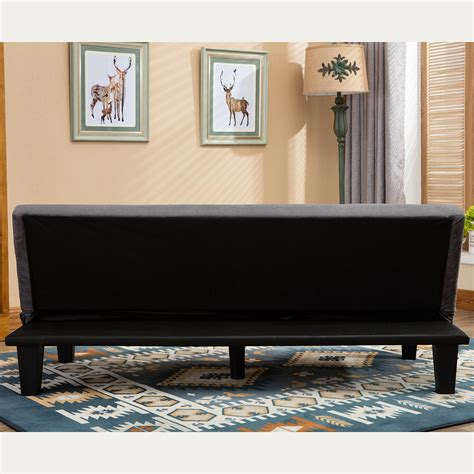 modern style sofa bed futon sleeper lounge sleep