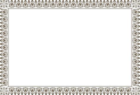 wallpaper bingkai hitam putih border undangan hitam putih joy studio design gallery