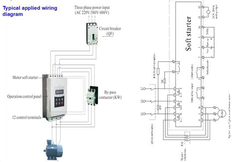 soft starter wiring diagram 27 wiring diagram images