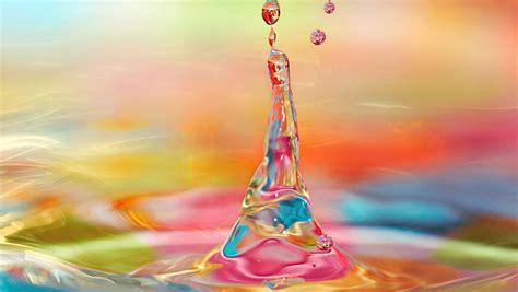 colorful wallpaper hd mobile beautiful colorful water drops hd wallpaper