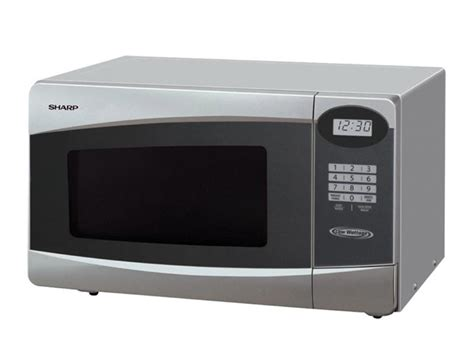 Microwave Di Electronic City electronic city sharp microwave oven silver r 230r s