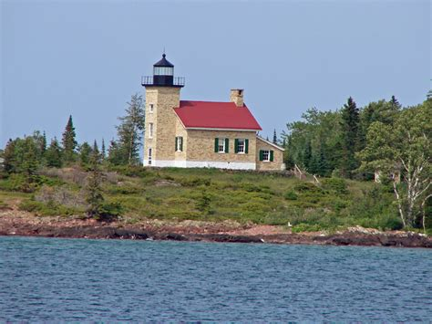 Harbor Light Mi by Copper Harbor Lighthouse Mi A Photo On Flickriver