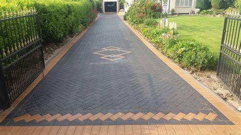 block paving billingham concrete imprint driveways