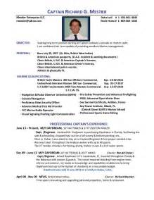 mestier latest resume