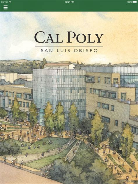 Graduated With 3 6 From Cal Poly Enough For Mba by Cal Poly On The App Store