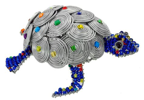 bead and wire animals mini beaded turtle wireworx beaded animal figurine