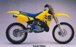 1989 Suzuki Rm 250 1988 Rm 250 Restore Finished But Need Help School