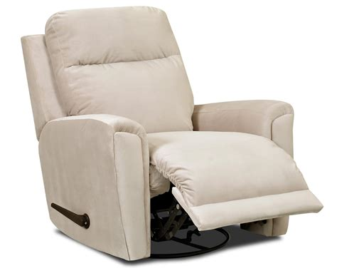 gliding recliner priest transitional gliding reclining chair by klaussner