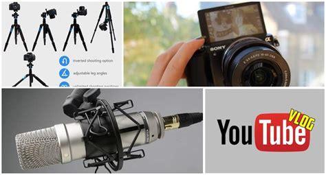 cara membuat drone youtube perlengkapan wajib untuk bikin vlog di youtube ngelag com