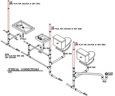 Riser Diagram Plumbing by Pin Plumbing Riser Diagram On