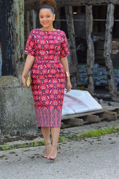 stylish kenyan kitenge print dresses  fashion