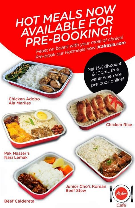 airasia menu the pickiest eater in the world airasia zest brings good